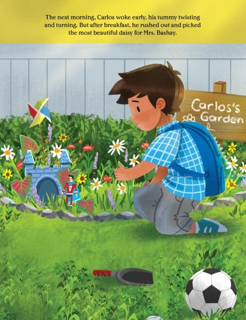 kindergartenhatgarden - Book Giveaway: KINDERGARTEN HAT by Janet Lawler
