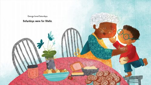 Book Giveaway: SATURDAYS ARE FOR STELLA by Candy Wellins | Writing and  Illustrating